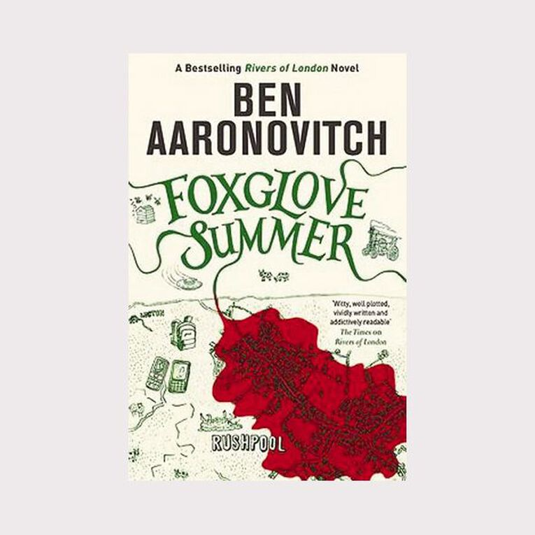 Rivers of London #5 Foxglove Summer by Ben Aaronovitch, , hi-res