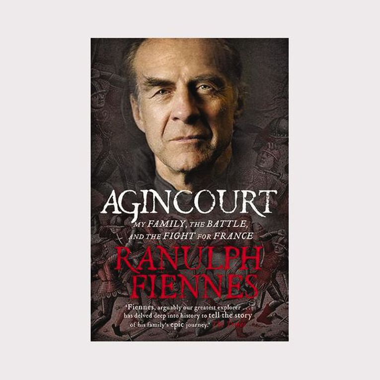 Agincourt by Ranulph Fiennes, , hi-res