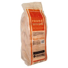 Solid Energy Firewood Roundwood 9 Pack North Island