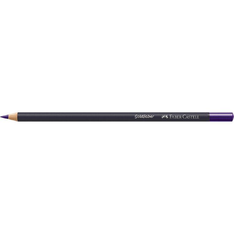 Faber-Castell Colour Pencil Goldfaber Col136 - Purple Violet, , hi-res