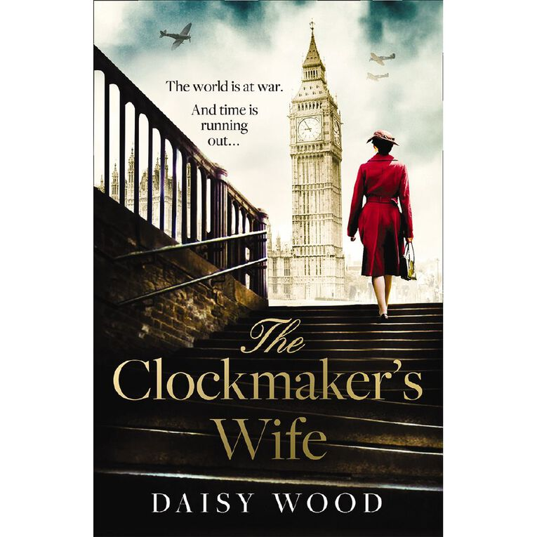 The Clockmaker's Wife by Daisy Wood, , hi-res