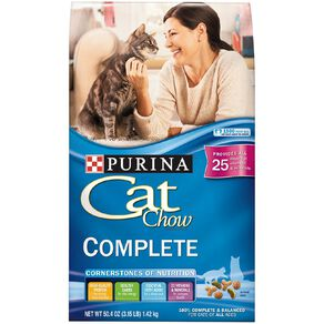 Purina Cat Chow Complete & Balanced 1.43Kg
