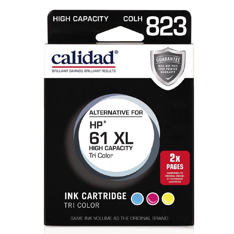 Calidad HP 61 XL Tri Colour, , hi-res