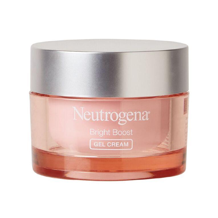 Neutrogena Bright Boost Gel Cream 50ml, , hi-res