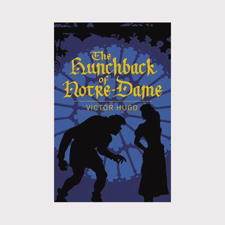 ARC Classics: The Hunchback of Notre-Dame by Victor Hugo, , hi-res