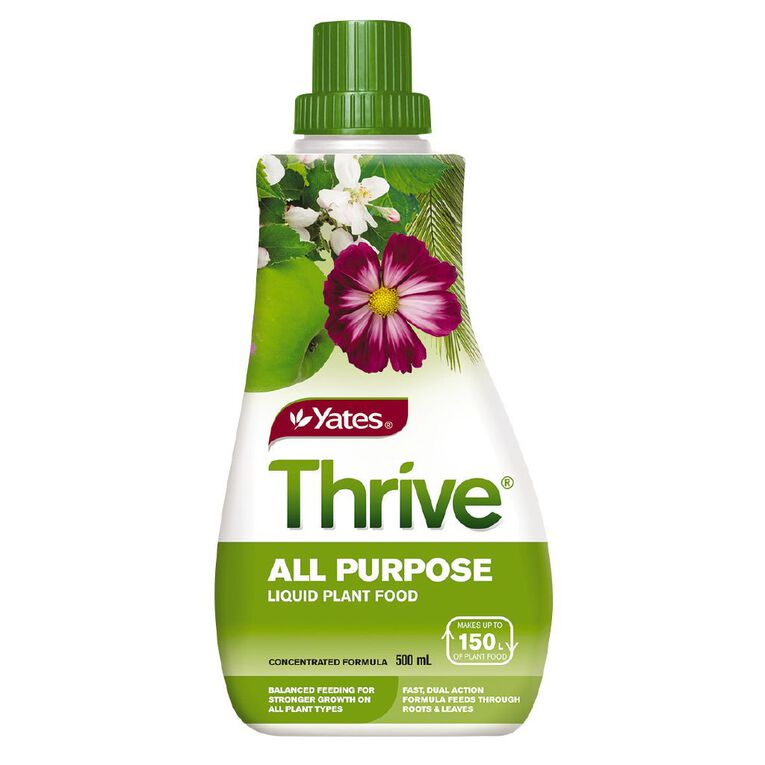 Yates Thrive Liquid Concentrate All Purpose 500ml, , hi-res
