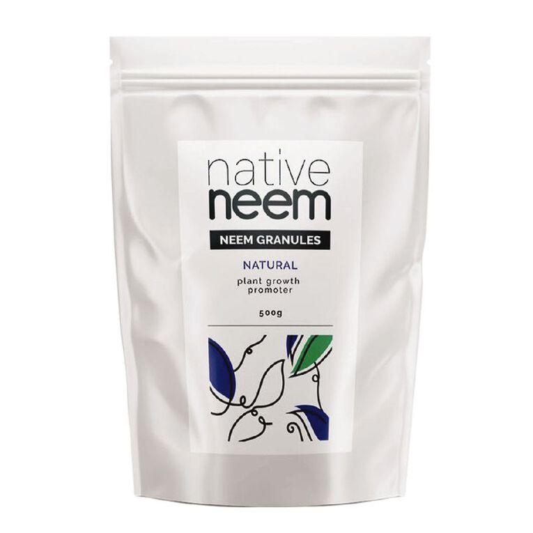 Native Neem Organic Neem Granules 500g, , hi-res