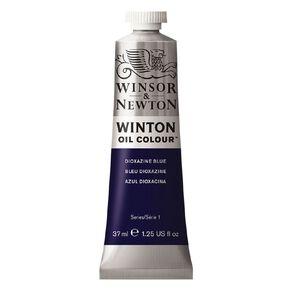 Winsor & Newton Winton Oil Diox Blue 37ml