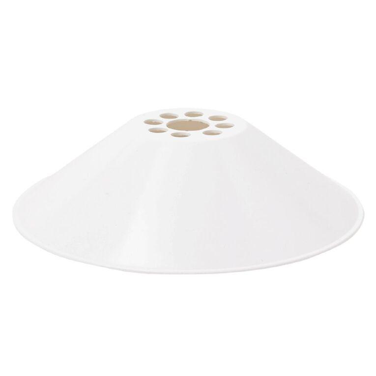 Necessities Brand Light Shade Single White, , hi-res