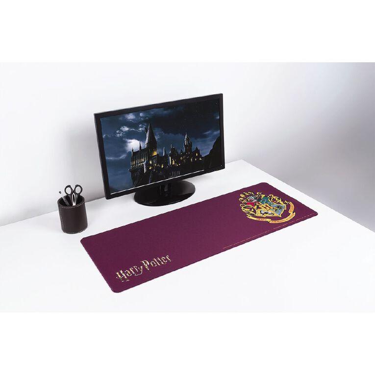 Paladone Harry Potter Hogwarts Crest Desk Mat, , hi-res