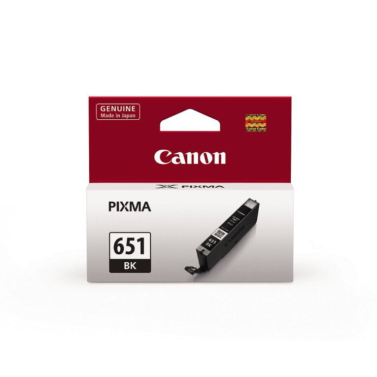 Canon Ink CLI651 Black (330 Pages), , hi-res