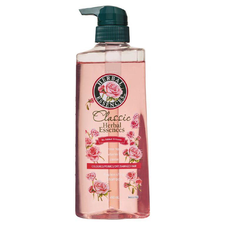 Herbal Essences Classic Shampoo Replenish 490ml, , hi-res