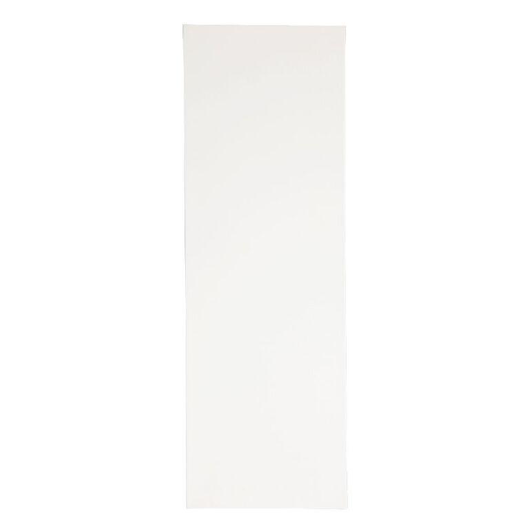 Uniti Platinum Canvas 10x30 Inches 380Gsm, , hi-res