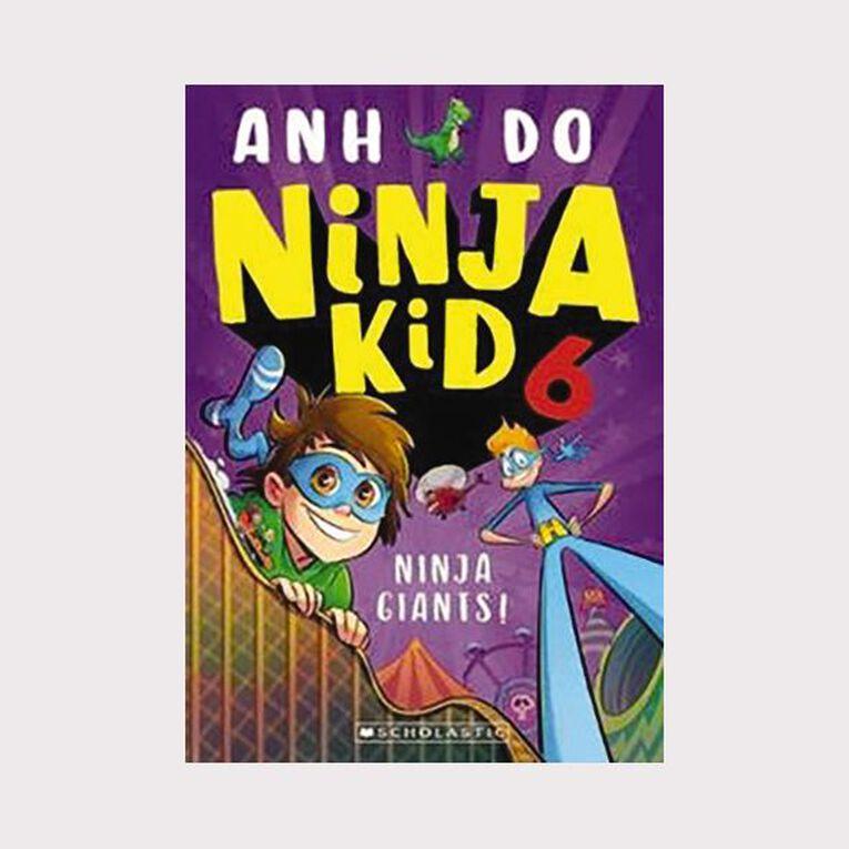 Ninja Kid #6 Ninja Giants by Anh Do, , hi-res image number null