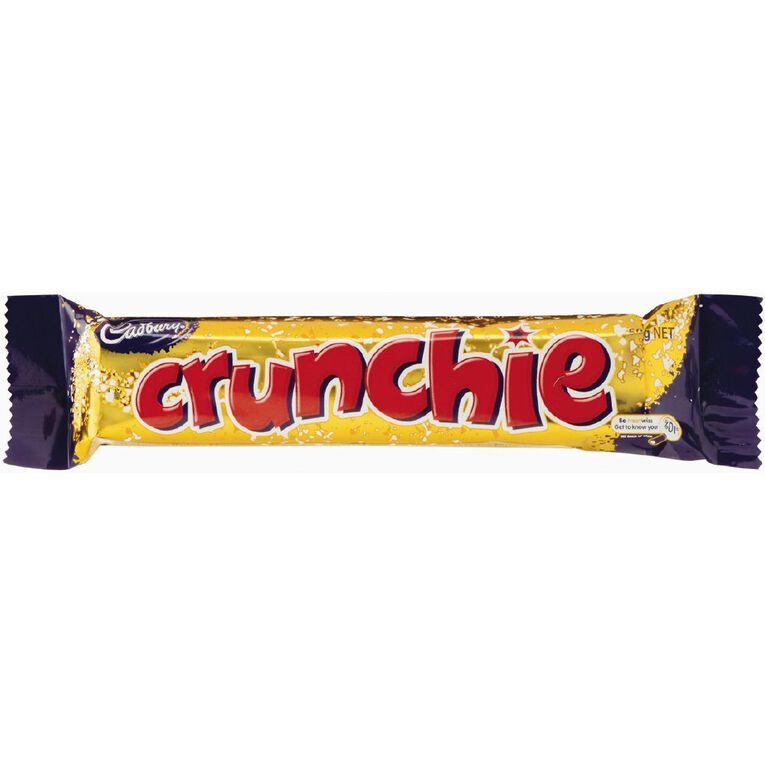 Cadbury Crunchie Bar 50g, , hi-res