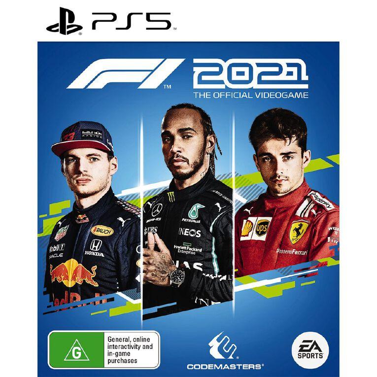 PS5 F1 2021, , hi-res