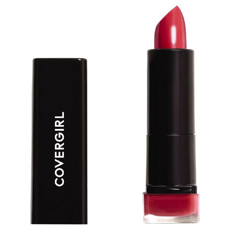 Covergirl Exhibitionist Lipstick 295 Succulent Cherry, , hi-res