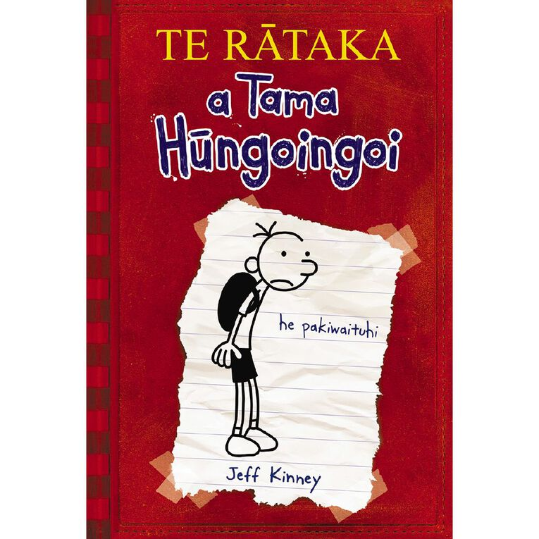 Diary of a Wimpy Kid #1 Te Reo Edition by Jeff Kinney, , hi-res