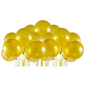 Zuru Bunch O Balloons Self-Sealing Balloons Refill Gold 24 Pack
