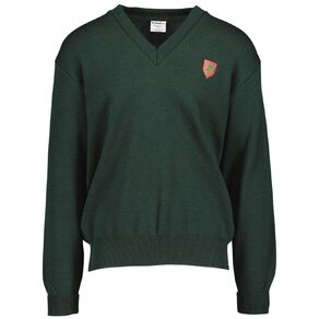 Schooltex Rangitikei College Jersey with Embroidery