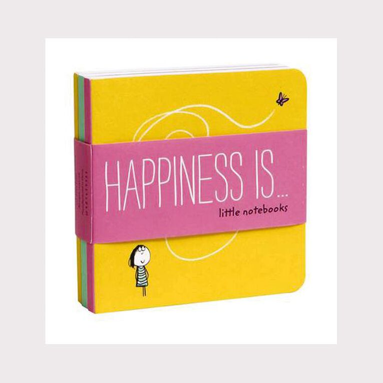 Hapiness is...Little Notebooks, , hi-res