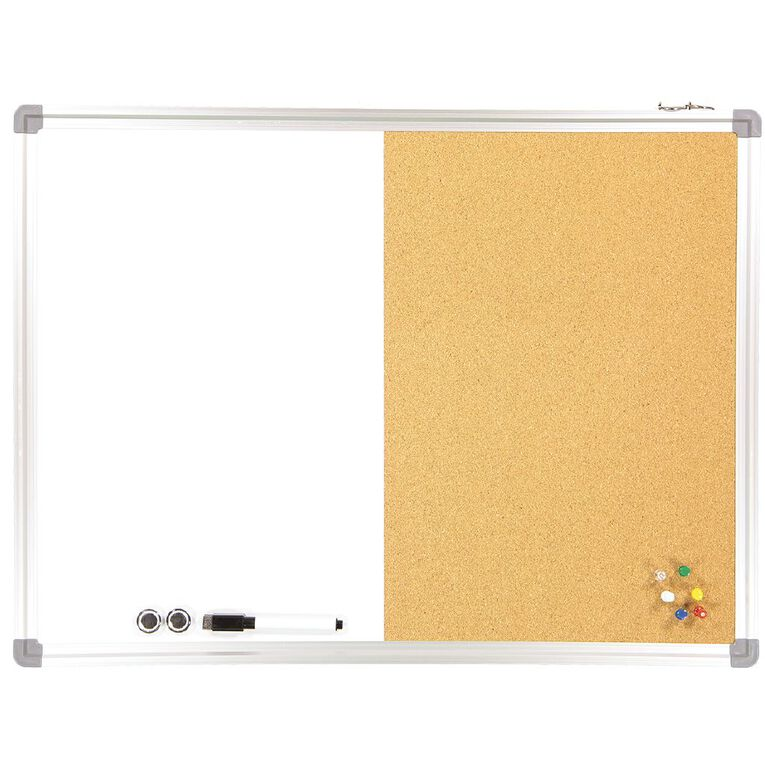 WS Magnetic Combo Board 450 x 600mm, , hi-res