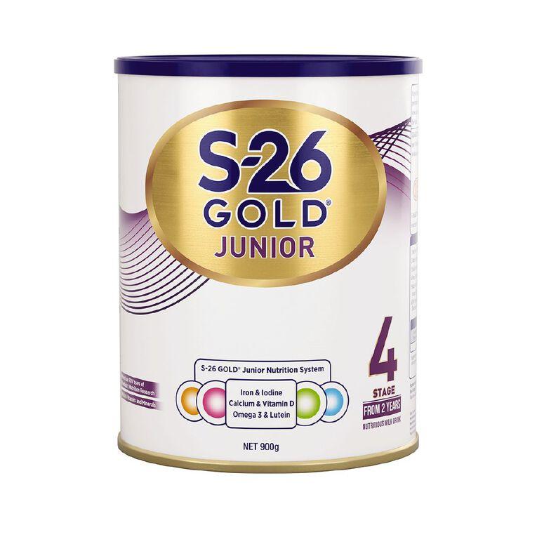 S26 GOLD 4 Junior Can 900g, , hi-res