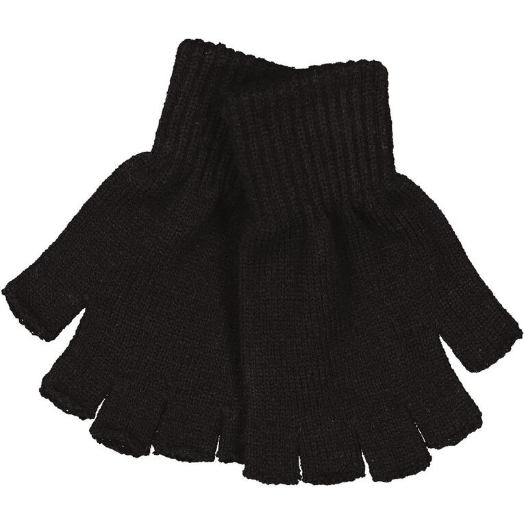 H&H Essentials Entry HF Gloves, Black, hi-res