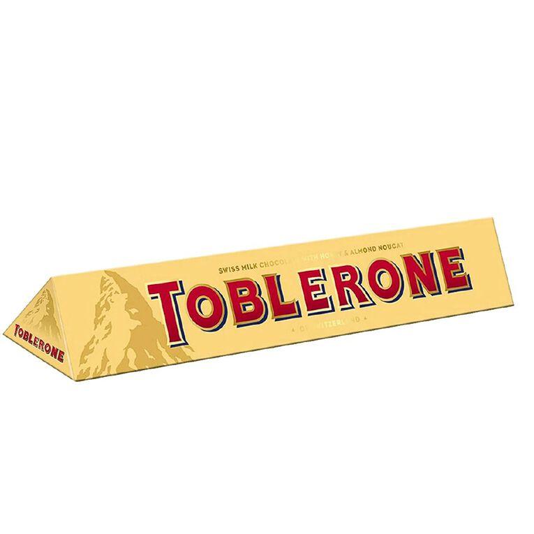 Toblerone Milk Chocolate 360g, , hi-res