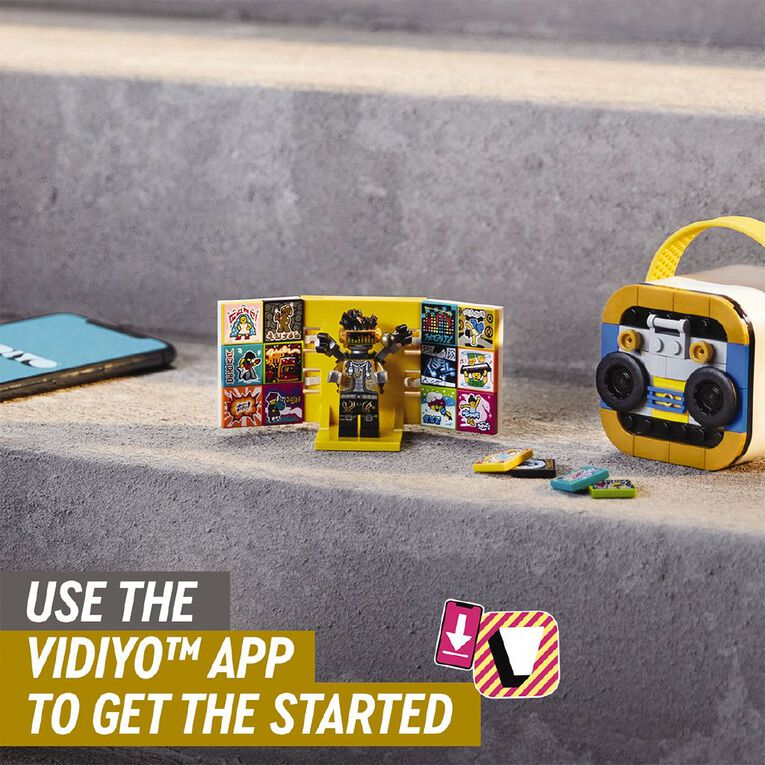 LEGO VIDIYO HipHop Robot BeatBox 43107, , hi-res