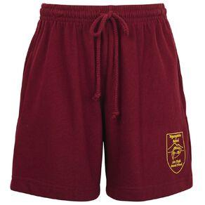 Schooltex Ngongotaha Knit Shorts with Transfer