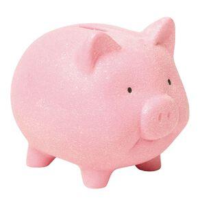 Living & Co Piggy Bank Pink