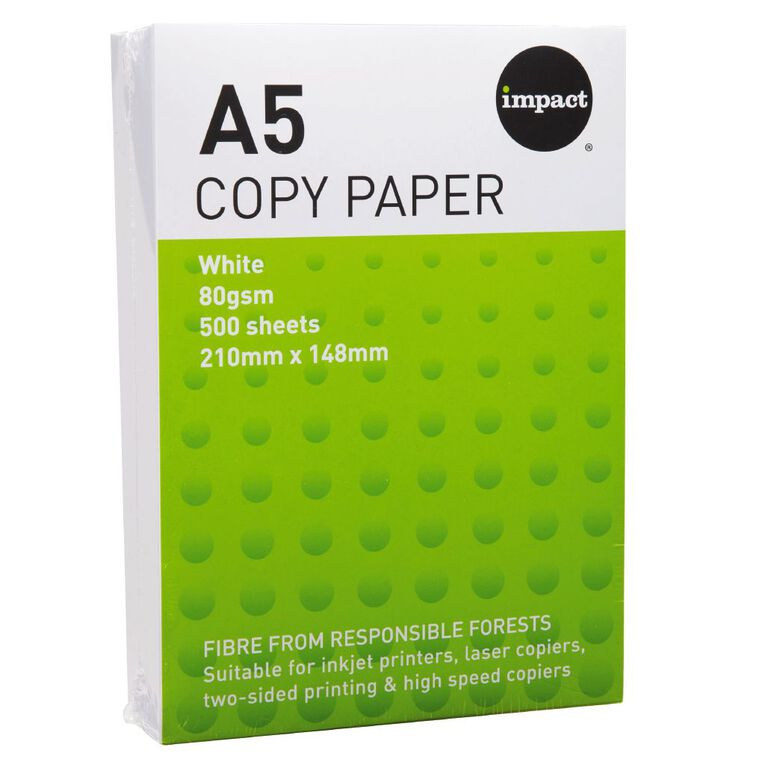 WS Photocopy Paper 80gsm 500 Pack, , hi-res