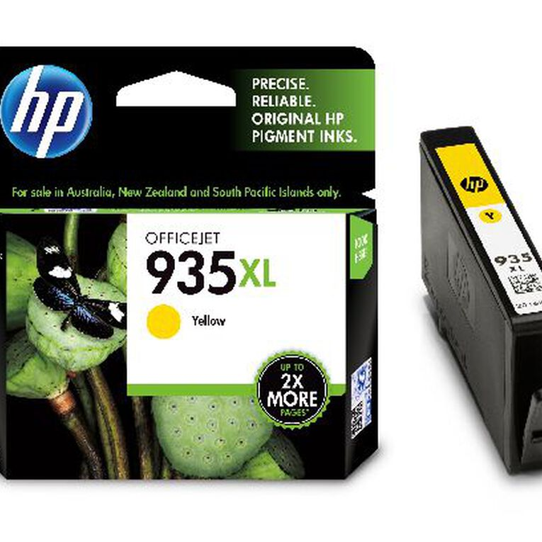HP Ink 935XL Yellow (825 Pages), , hi-res