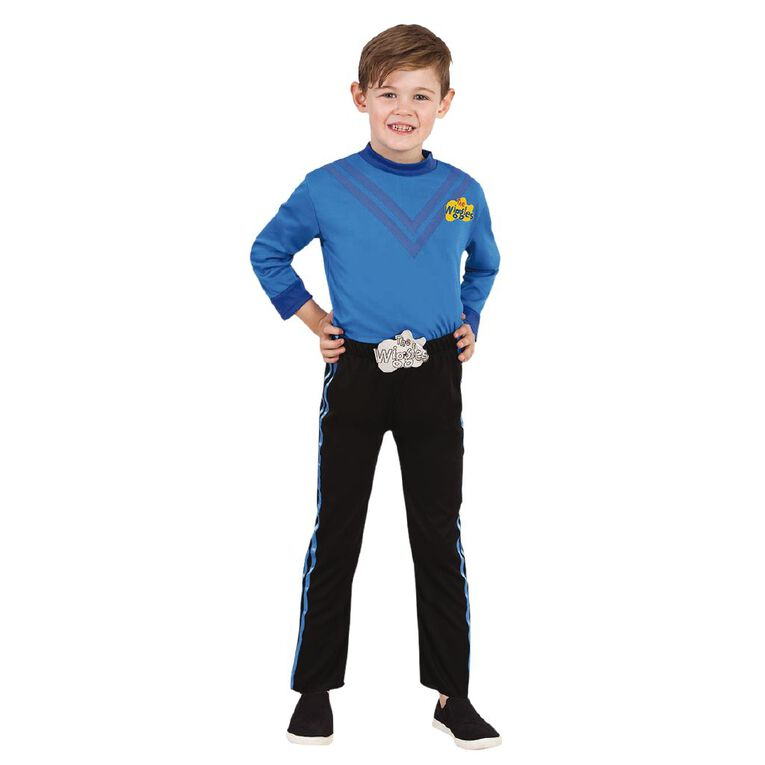 Wiggles Anthony Deluxe Costume - Size Toddler, , hi-res