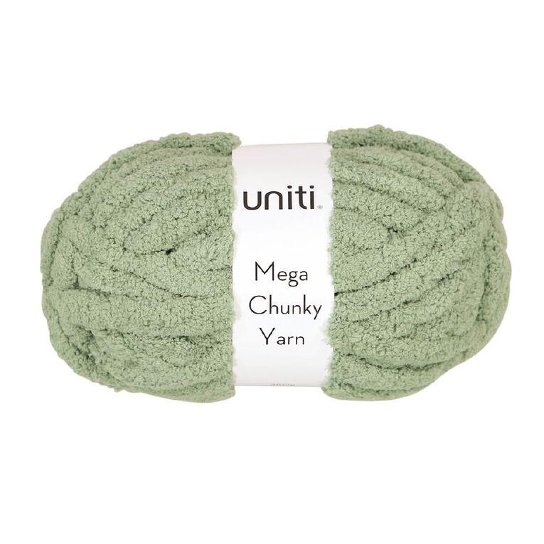 Uniti Yarn Mega Chunky 250g Moss, , hi-res