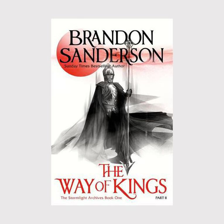Stormlight Archive #1 Way of Kings #2 by Brandon Sanderson, , hi-res