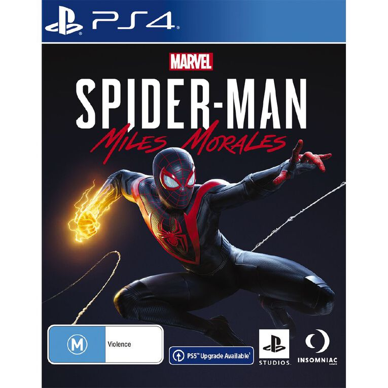 PS4 Marvel's Spider-Man: Miles Morales, , hi-res