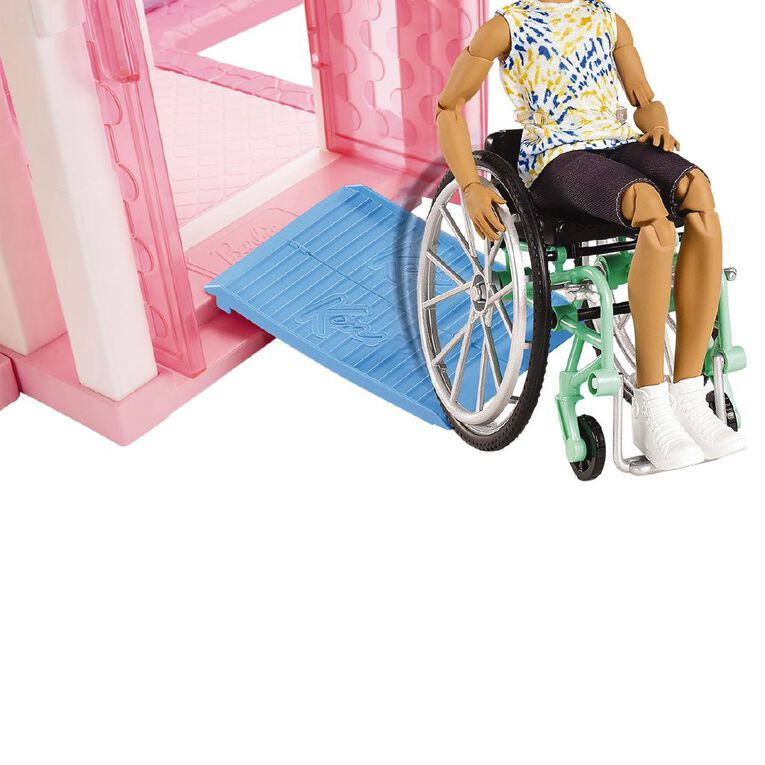 Barbie Fashionista & Wheelchair Assorted, , hi-res image number null