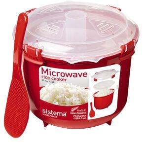 Sistema Klip It Microwave Rice Steamer