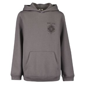 Young Original Print Pull Over Hoodie