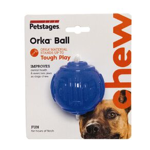 Petstages Orka Ball Dog Toy
