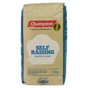 Champion Self Raising Flour 1.5kg