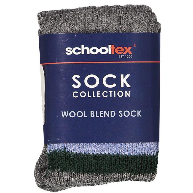 Schooltex Kids' School Socks, Schooltex Sock A8, hi-res