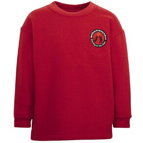 Schooltex Waltham Crew Neck Tunic with Embroidery
