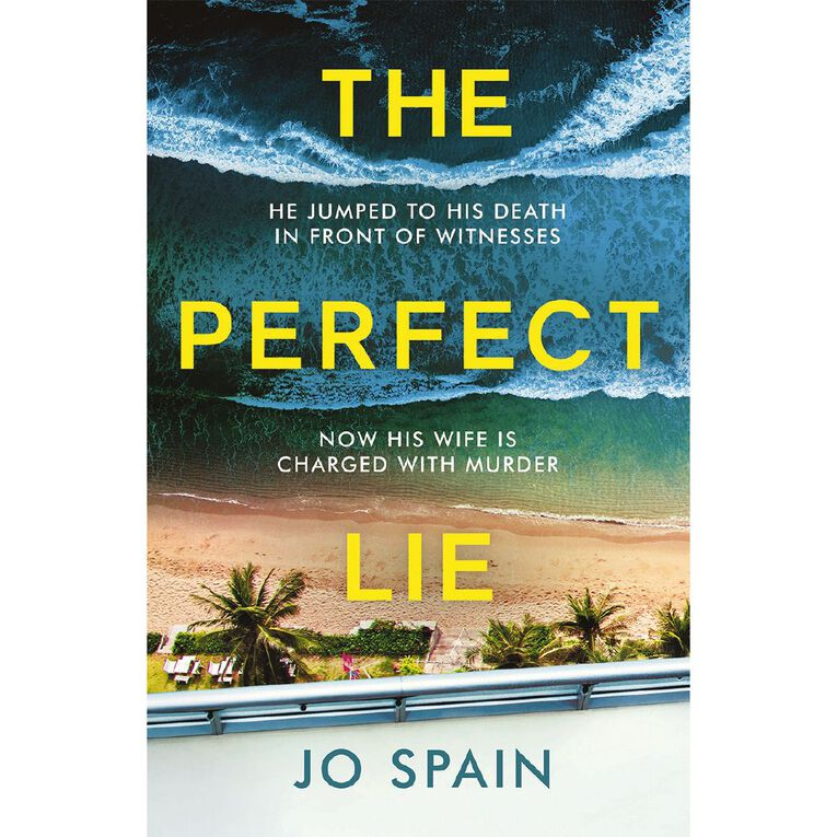 The Perfect Lie by Jo Spain, , hi-res