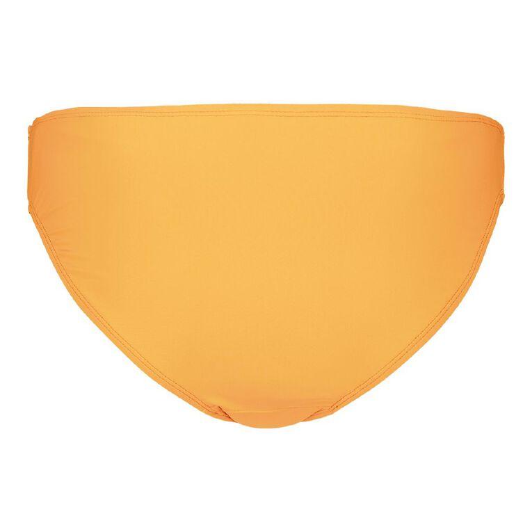 H&H Women's Basic Bikini Pants, Orange Light, hi-res