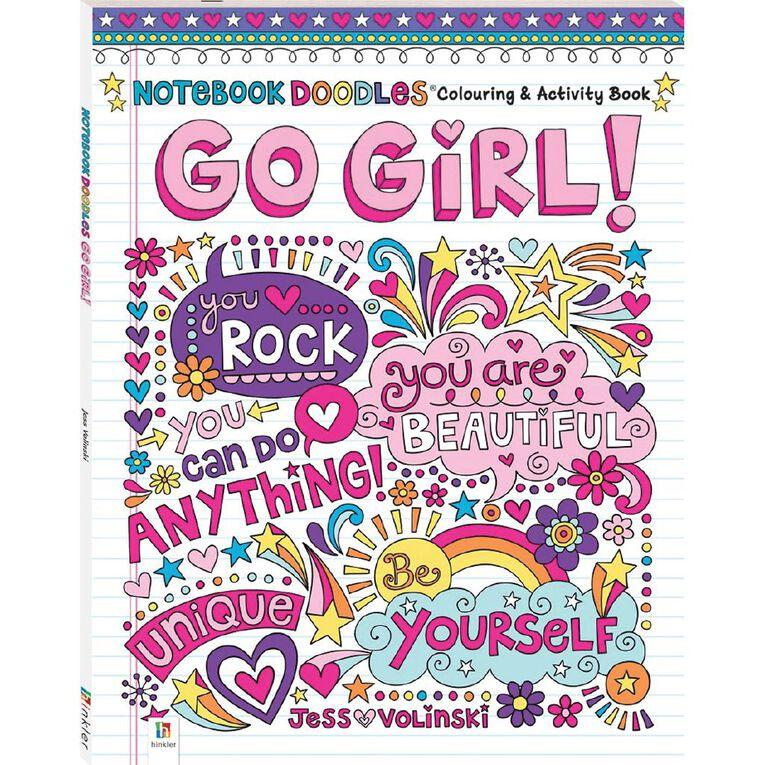 Design Originals Go Girl!, , hi-res