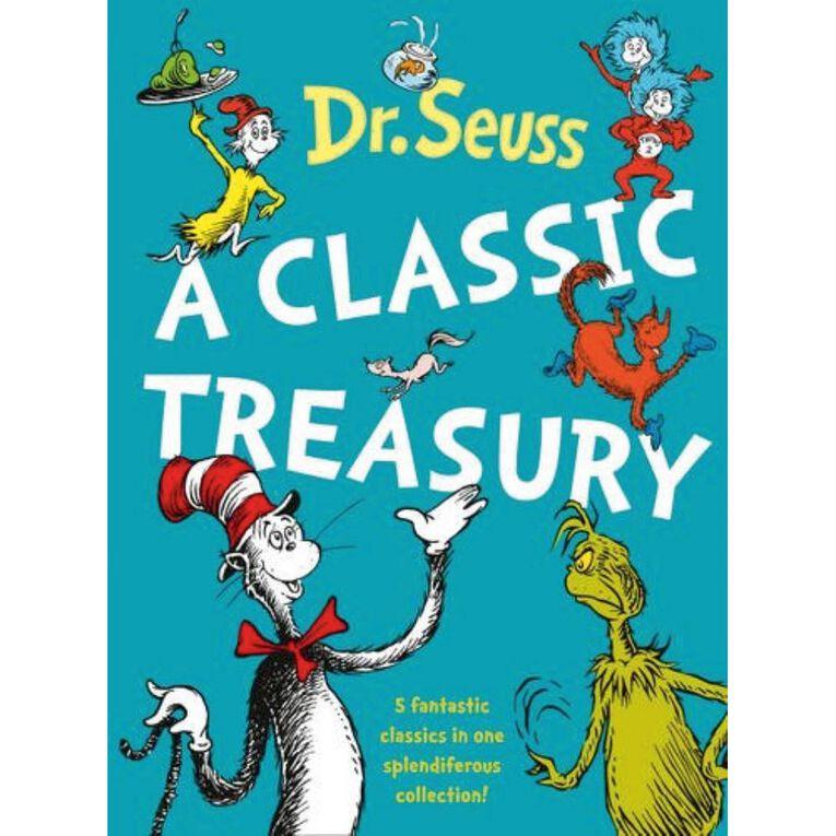Dr Seuss A Classic Treasury by Dr Seuss, , hi-res