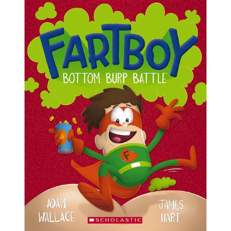 Fartboy #5 Bottom Burp Battle by Adam Wallace, , hi-res